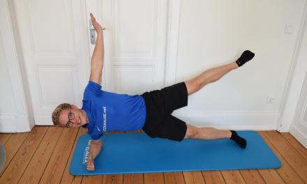 Körperspannung: Die besten Übungen, um die Körperspannung zu trainieren