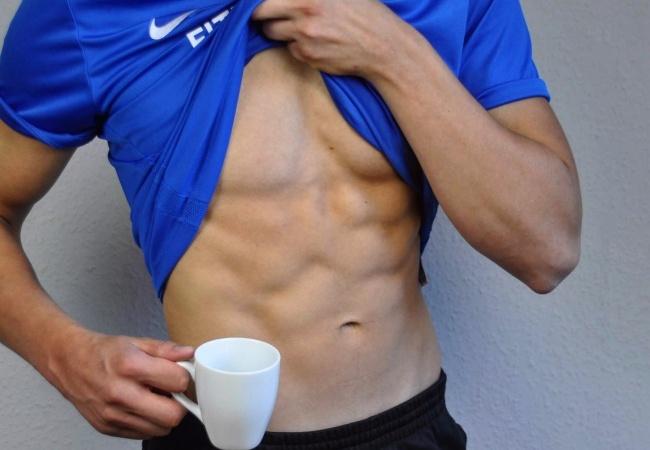 Fitnessübung Zuhause