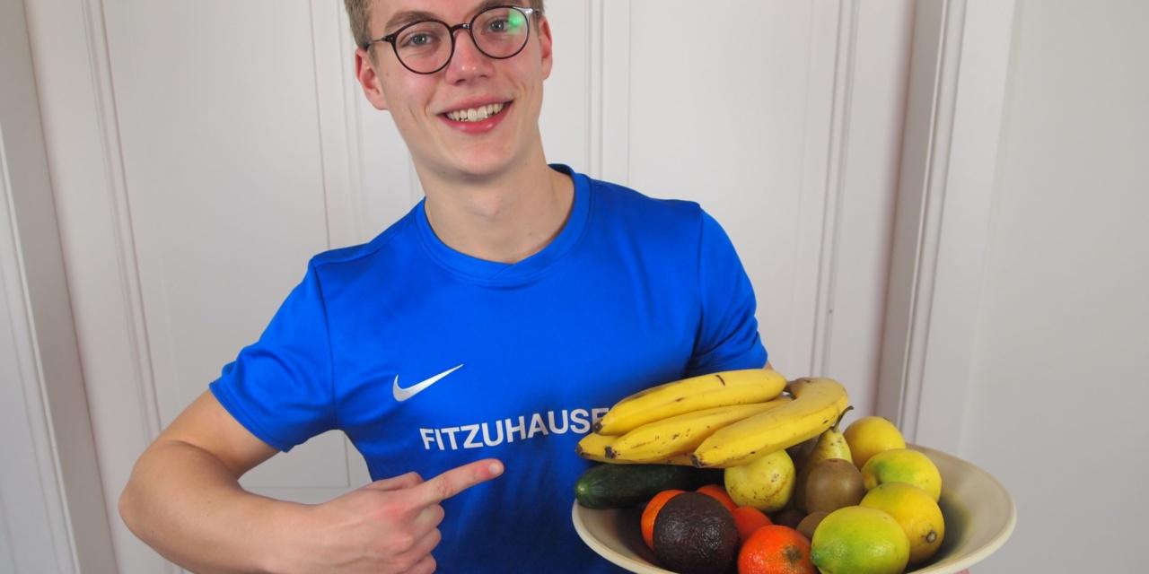 Richtige Ernährung – Wie ernähre ich mich gesund?