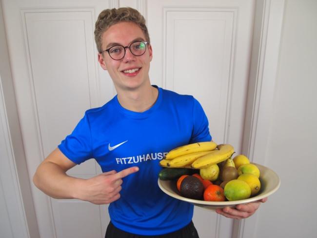 Obst um heißhunger zu bekämpfen