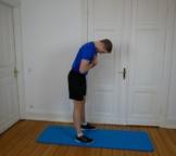 Gymnastik Übungen