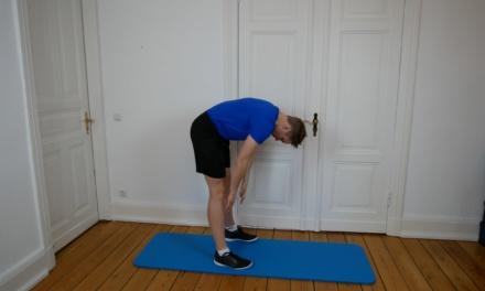 Müskelverkürzung – Was ist das und welche Übungen helfen?