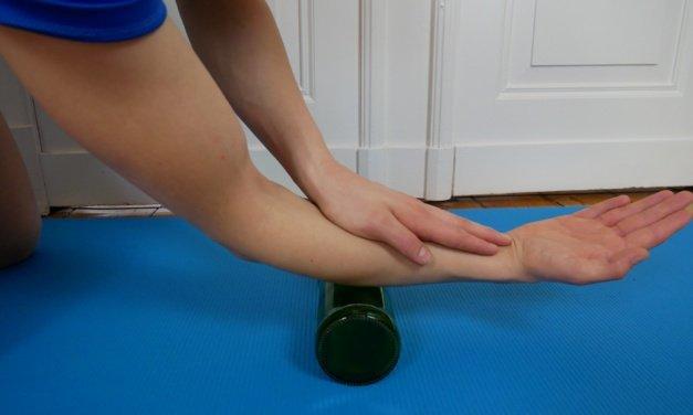 Tennisarm Übungen: Massage- und Dehnübungen für den Tennisellenbogen!