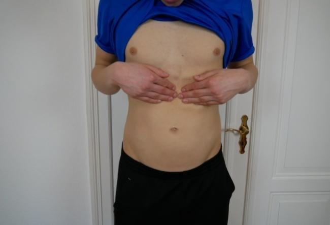 zu viel gegessen (3) bauchmassage