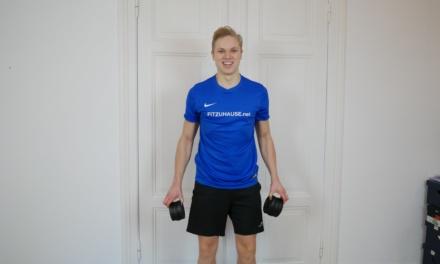 Griffkraft trainieren – Unterarmtraining für einen festen Griff und Händedruck