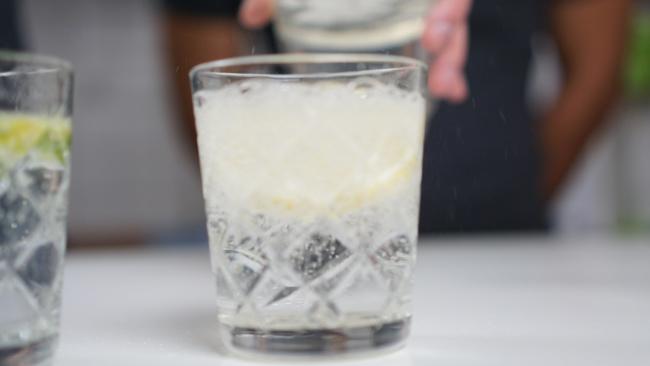 Wasser Glas Wasser diät