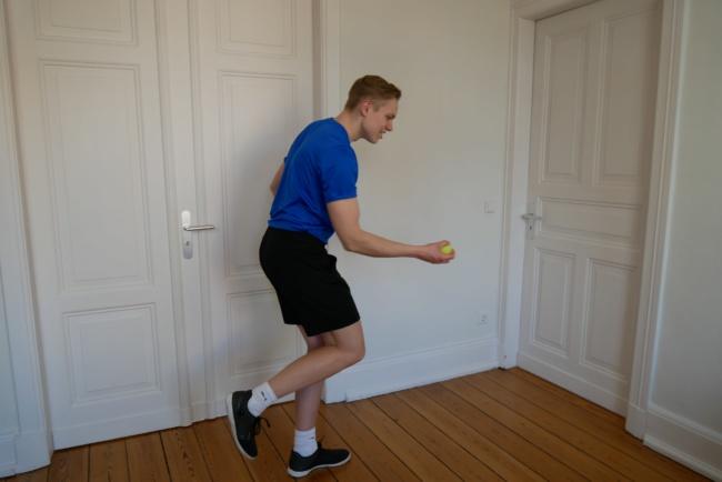 koordinationstraining ball