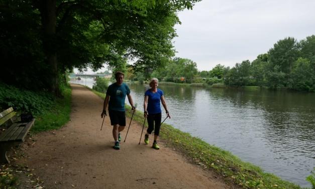 Fit im Alter- Übungen für Fitnessfrühling im Lebensherbst