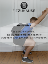Sport Motivation Zitat