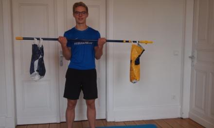 Die besten Kraftübungen und Fitnessübungen ohne Geräte