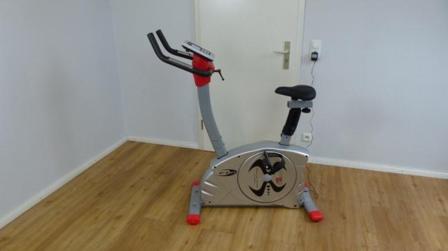 heimtrainer fahrrad Christopeit et 6