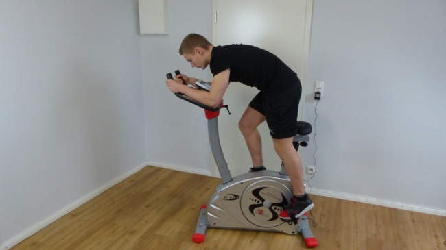 heimtrainer fahrrad testsieger