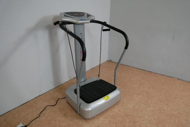 @tec vibrationsplatte test