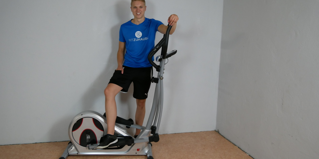 Der Christopeit Crosstrainer CS5 – der Neue im Niedrigpreissegment