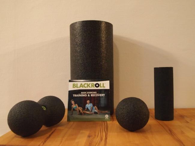 faszienrolle lidl Blackroll Set