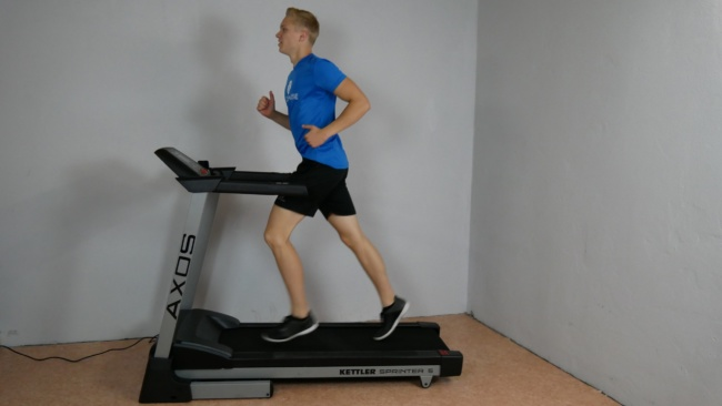 Kettler Laufband Sprinter 5 training