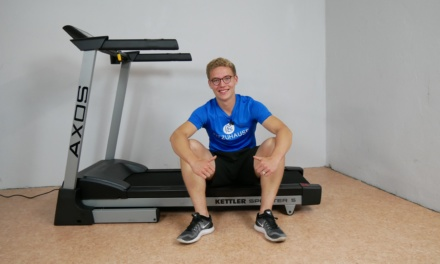 Kettler Laufband Sprinter 5 – Auf die Plätze, fertig, los!