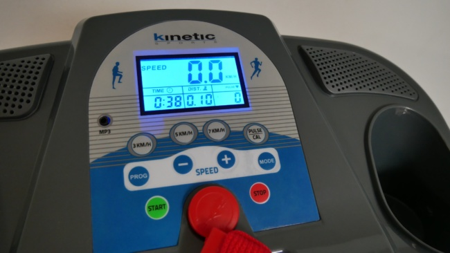 Kinetic Sports Laufband computer