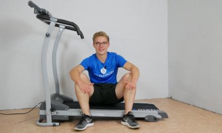 Kinetic Sports Laufband – immer in Bewegung