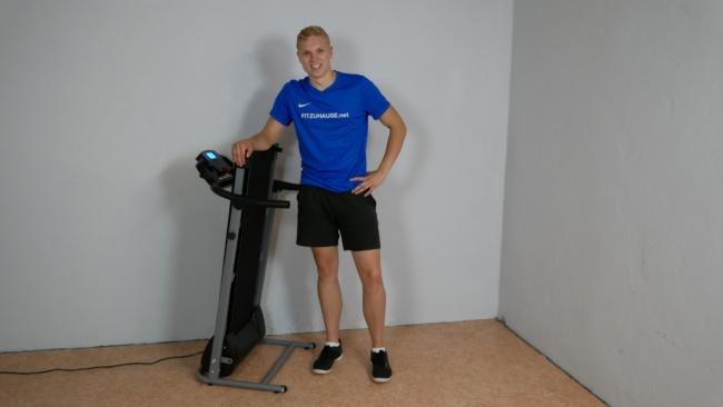 Laufband speedrunner 2000 klappbar
