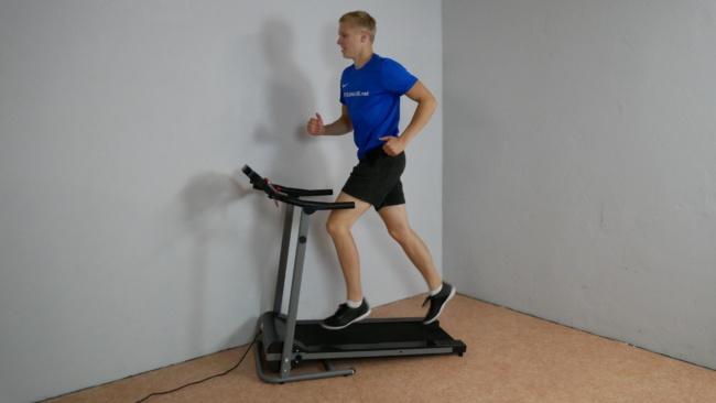 Laufband speedrunner 2000 laufen