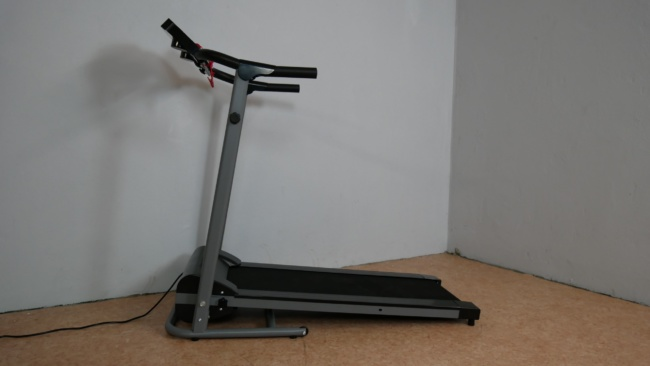 Laufband speedrunner
