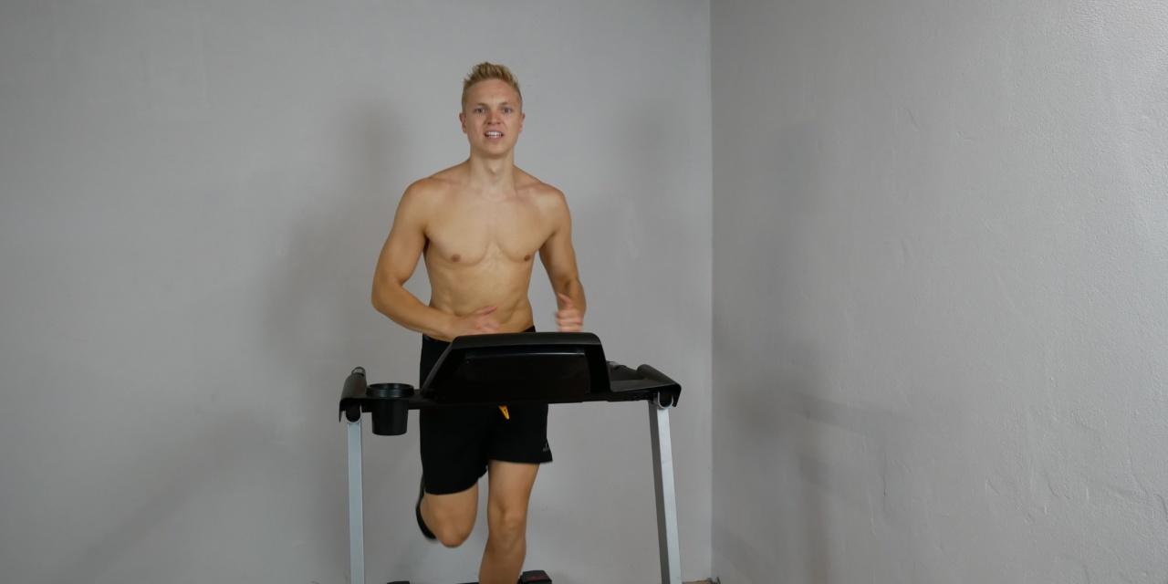 Laufband Training – Mit Trainingsplan kontinuierlich zum Erfolg