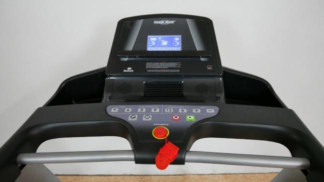 maxxus laufband 4.2i computer