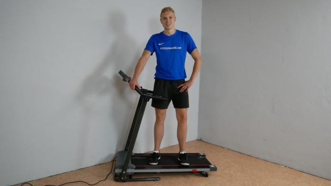 Sportstech Laufband f10 daniel