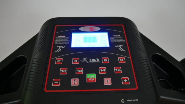 christopeit laufband tm 2 pro computer