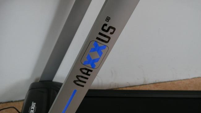 maxxus laufband 4.2i schrifft