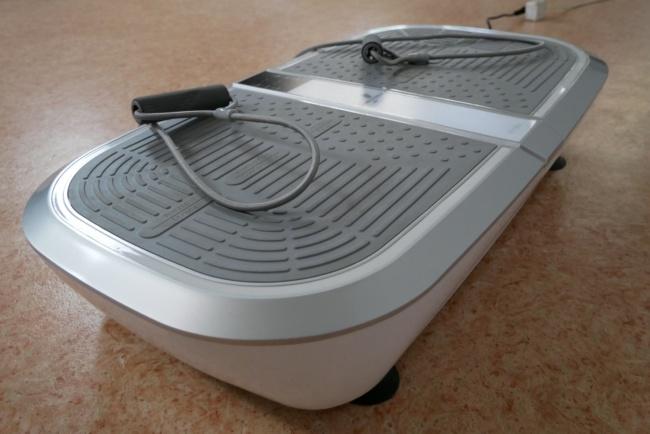 sportstech profi vibrationsplatte vp300