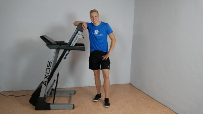 Kettler Laufband Sprinter 5 klappbar-min