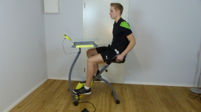 Training Intey Heimtrainer klappbar