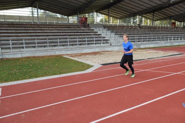 Abnehmen mit Laufen