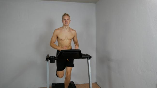 Laufband Trainingsplan zum Abnehmen