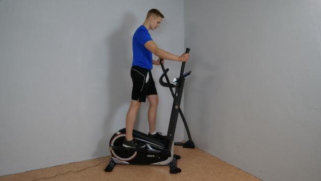 Trainingsplan Abnehmen Crosstrainer
