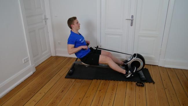 Fitness Rudergerät