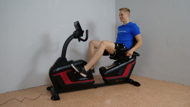 Heimtrainer bis 150 kg Test