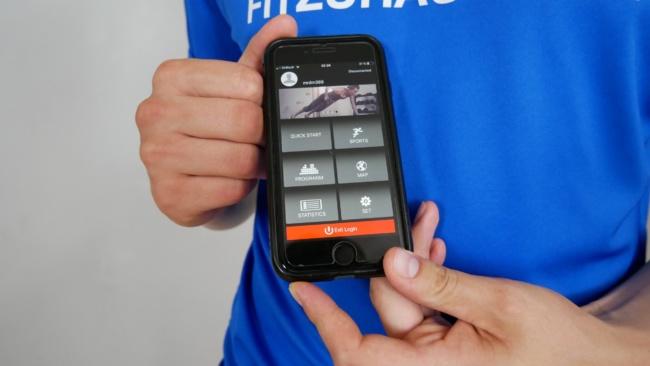 sportstech app