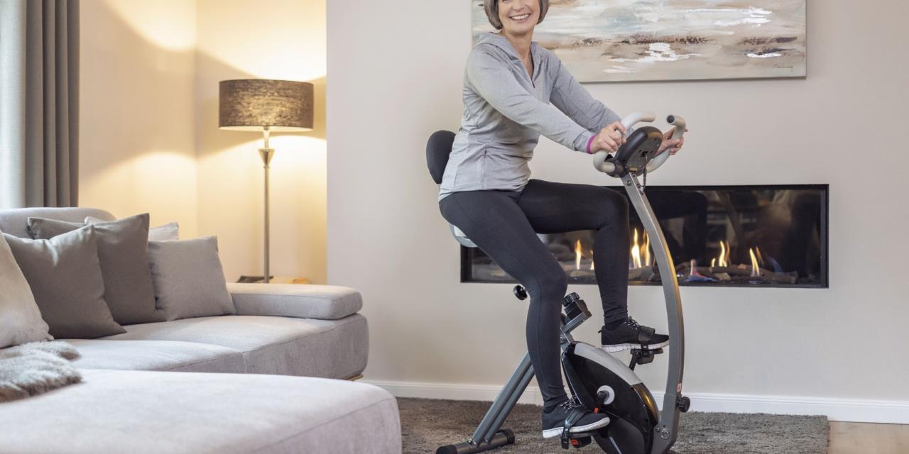 Wellactive Senior Heimtrainer- Ausdauertraining im Alter